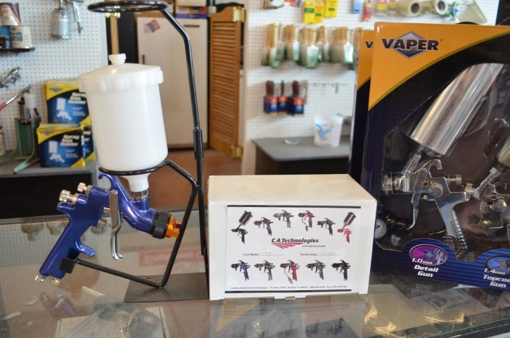 C.A. Technologies spray Gun set
